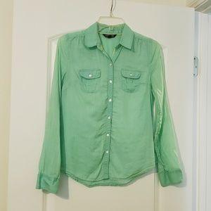 Express Button up Portfolio shirt